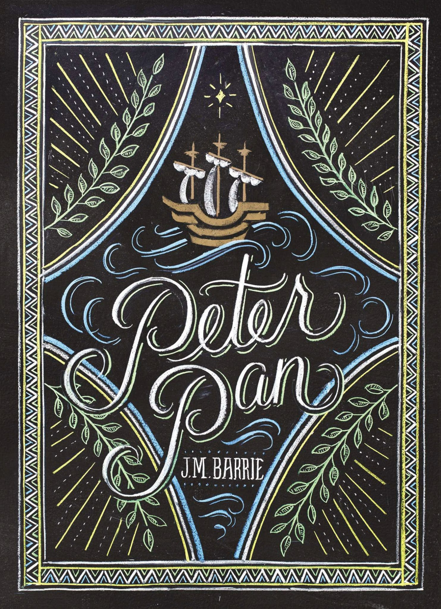 Peter Pan | JM Barrie (Food Reference List)