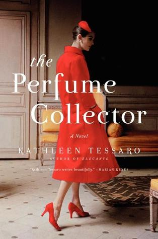 The Perfume Collector; Kathleen Tessaro (Food Reference List)