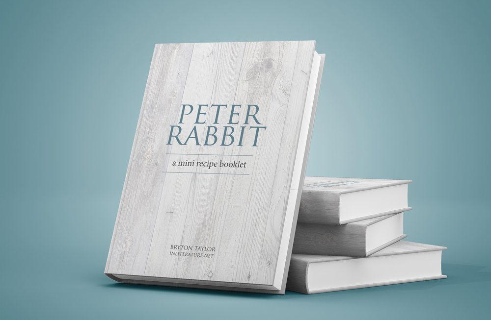 Peter Rabbit ebooklet from InLiterature.net