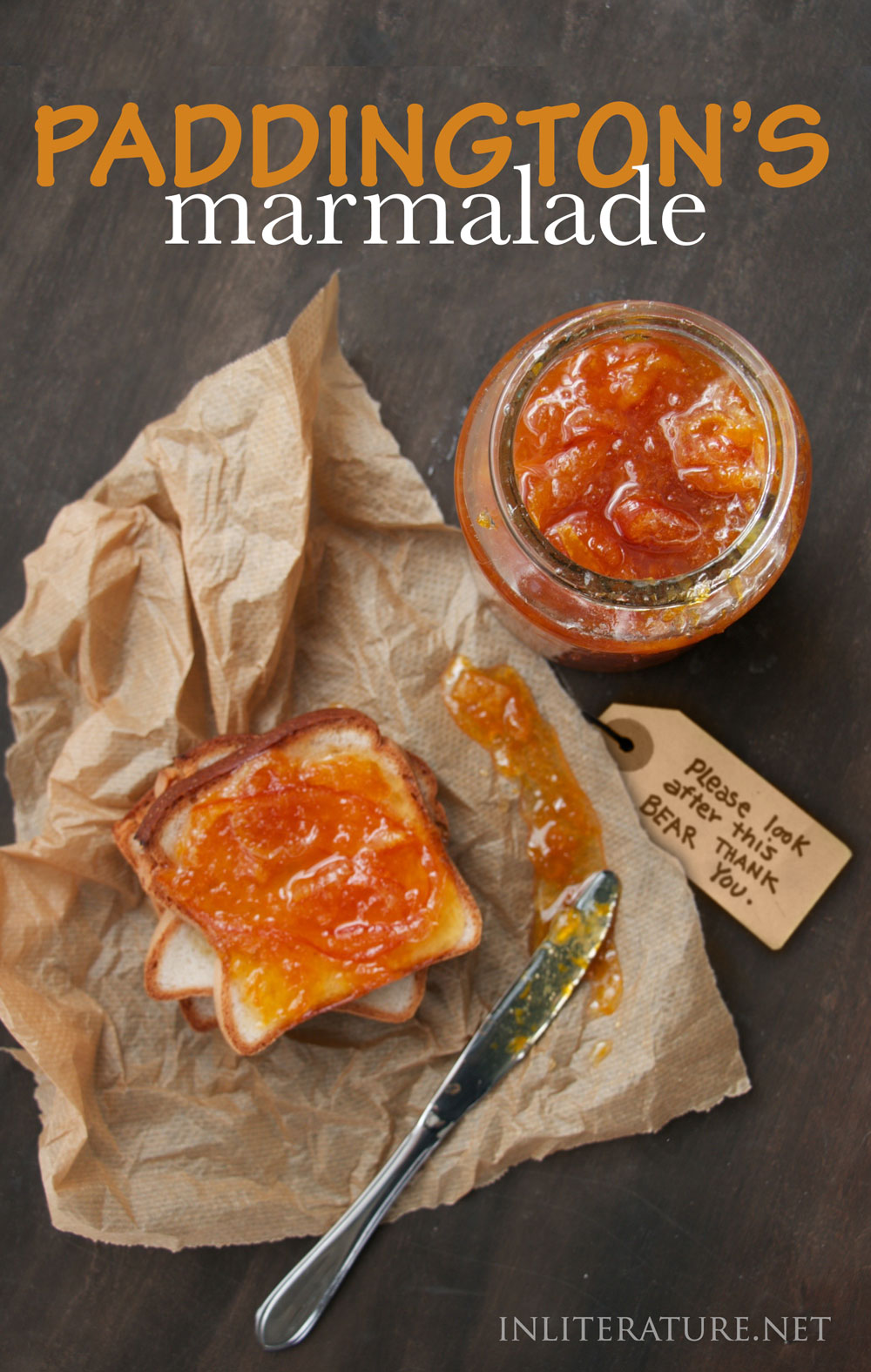 Make this classic marmalade recipe that Paddington would love to use in his sandwiches!