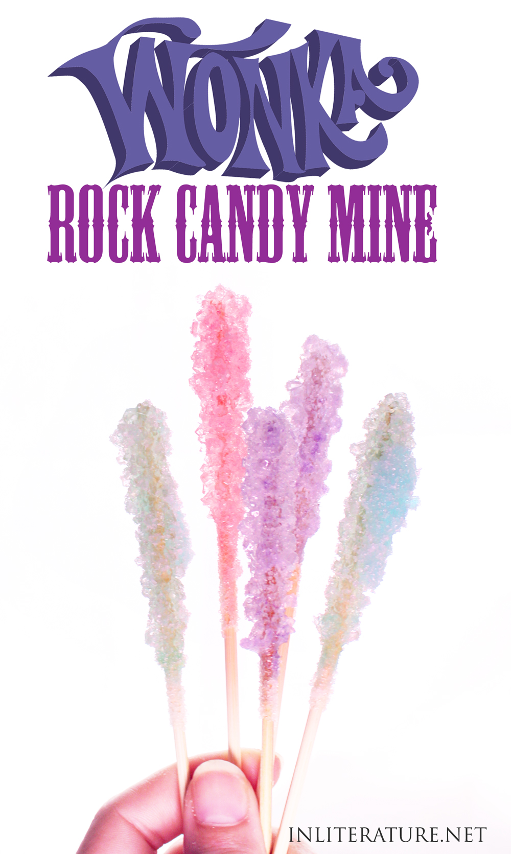 Willy Wonka Series Rock Candy Mine