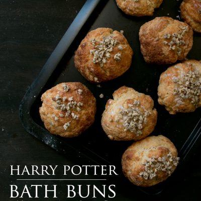 Bath Buns | Harry Potter