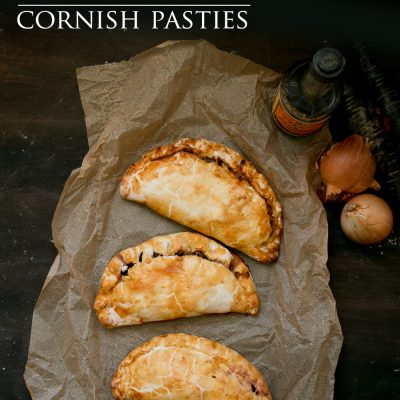 Cornish Pasties | Harry Potter