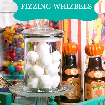 Fizzing Whizbees | Harry Potter