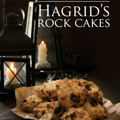 Hagrid's Rock Cakes | Harry Potter