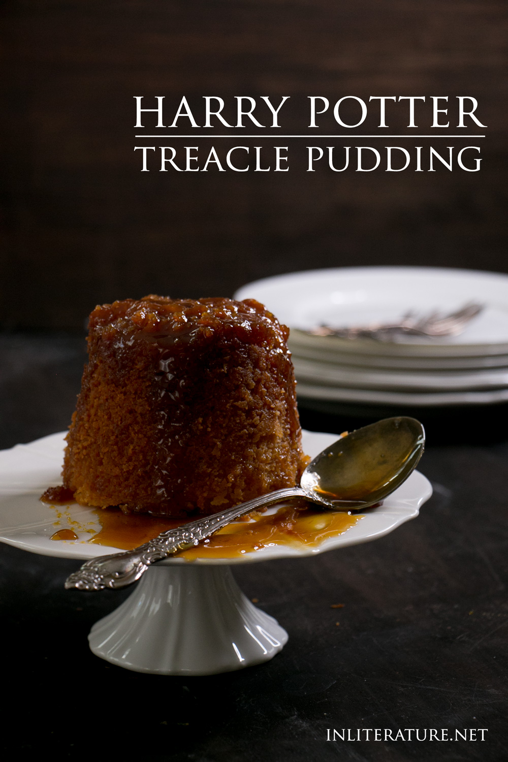 Treacle Pudding Harry Potter In Literature