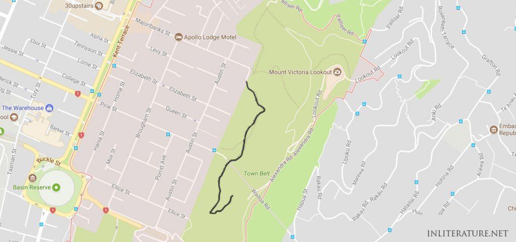 Mount-Victoria-to-Hobbit's-Hideaway
