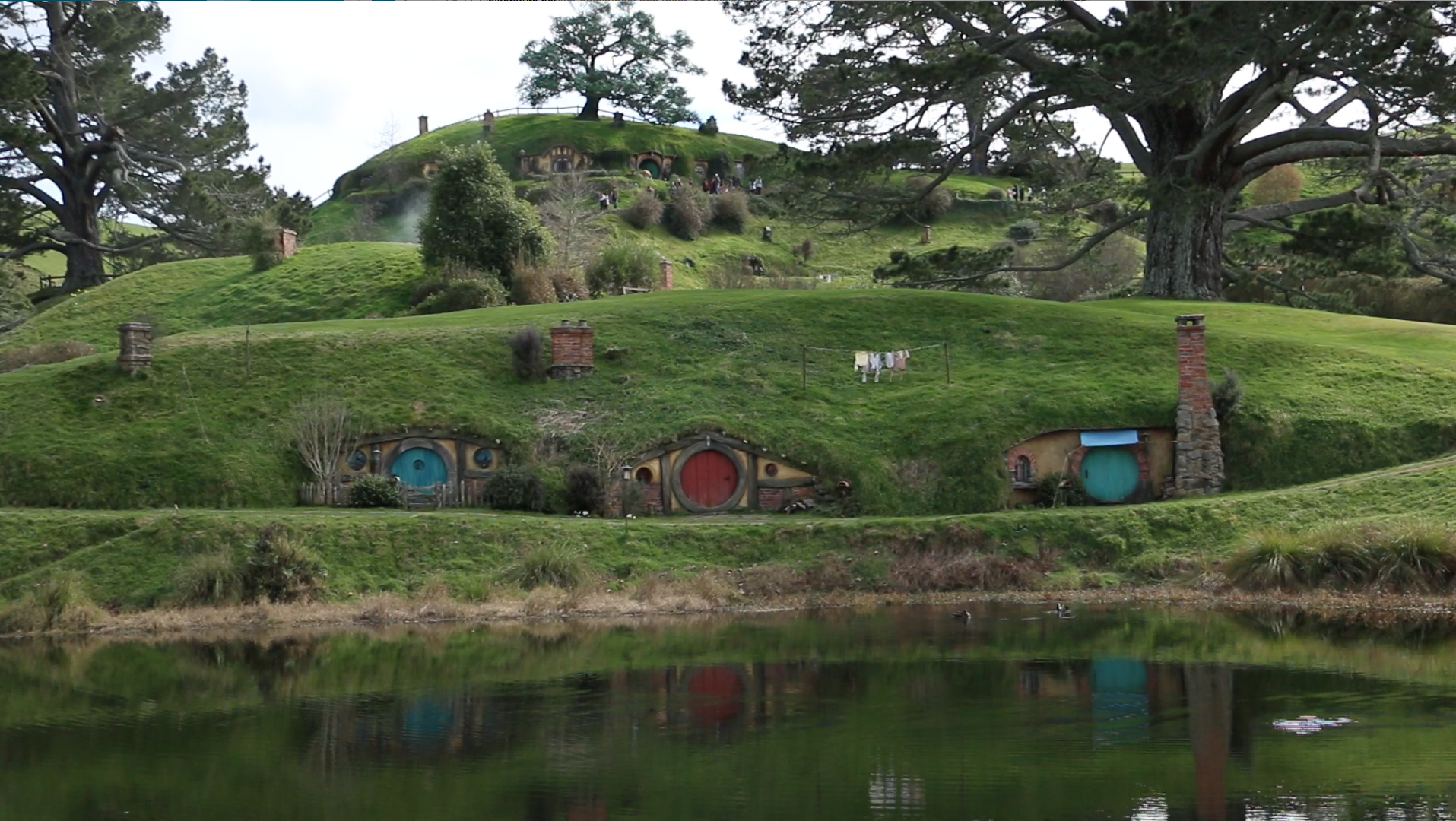 Hobbiton Lunch Tour