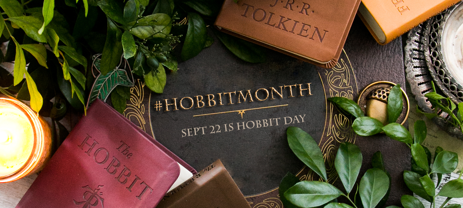 Celebrate Hobbit Month with other geeky bloggers and Instagrammers!