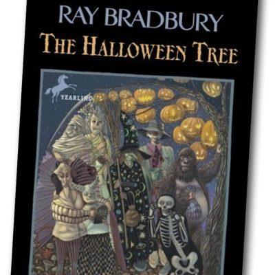 The Halloween Tree menu
