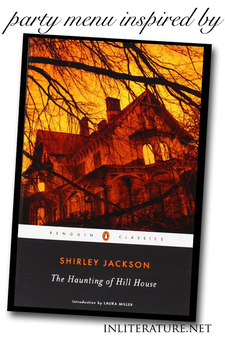 Fan of The Shining? Throw a party this Halloween inspired by the book, The Haunting of Hill House.